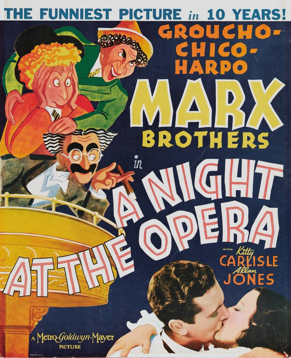 A Night At The Opera Movie Review