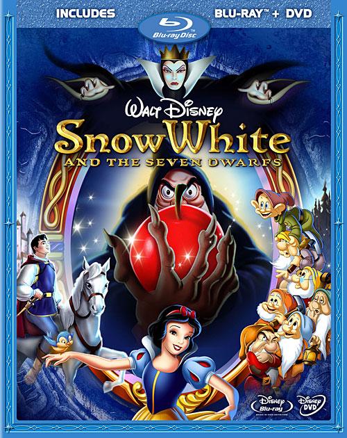 Snow White And The Seven Dwarfs 1937 T100p