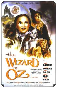 Wizard Of Oz (WordPress)