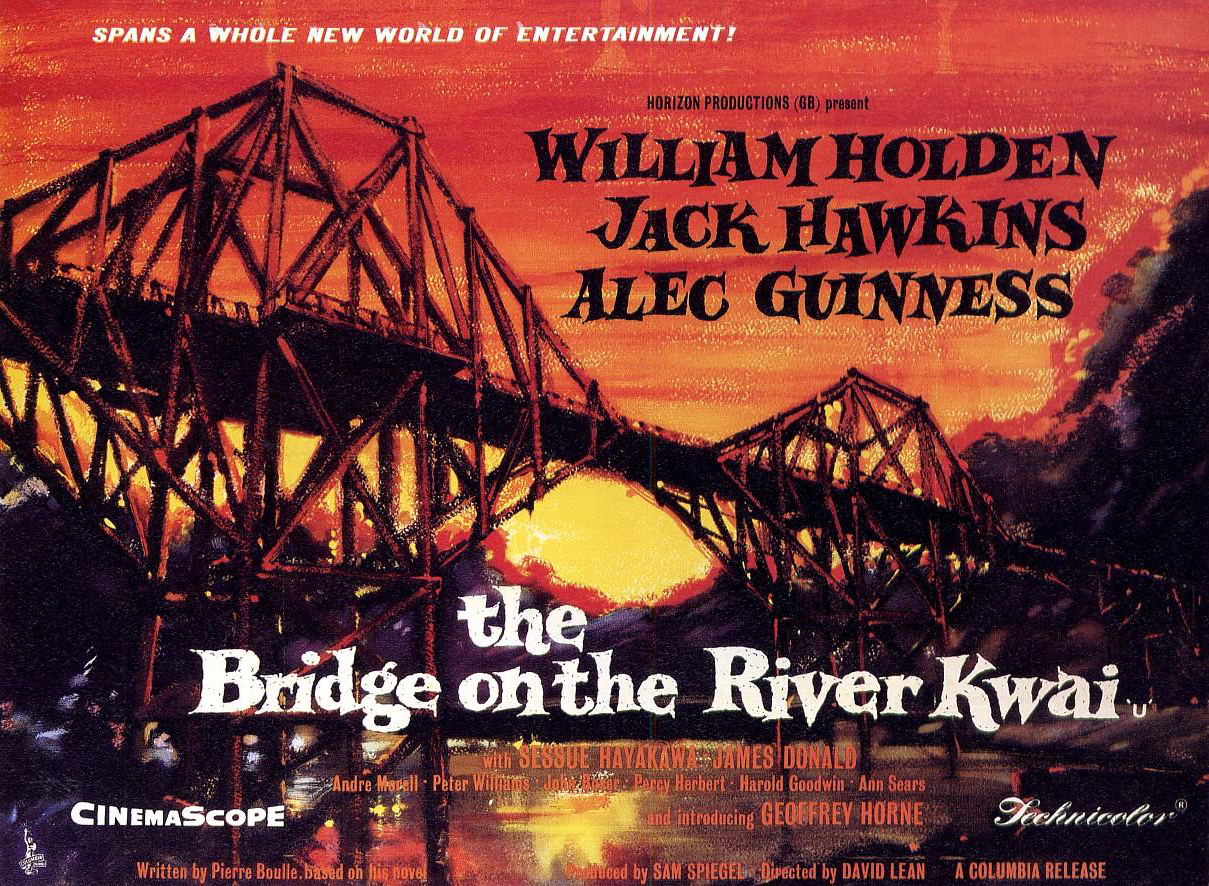 The Bridge On The River Kwai (1957) : The Top 100 Project