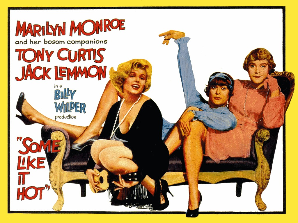 Some Like It Hot (1959) : T100P