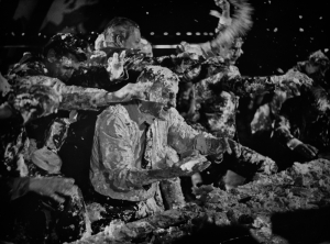 Dr. Strangelove pie fight