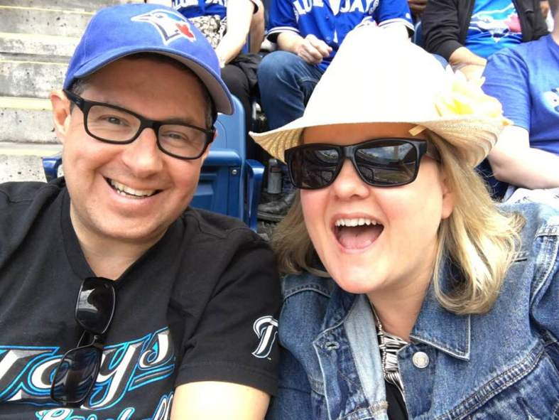 Jays Game May 2018