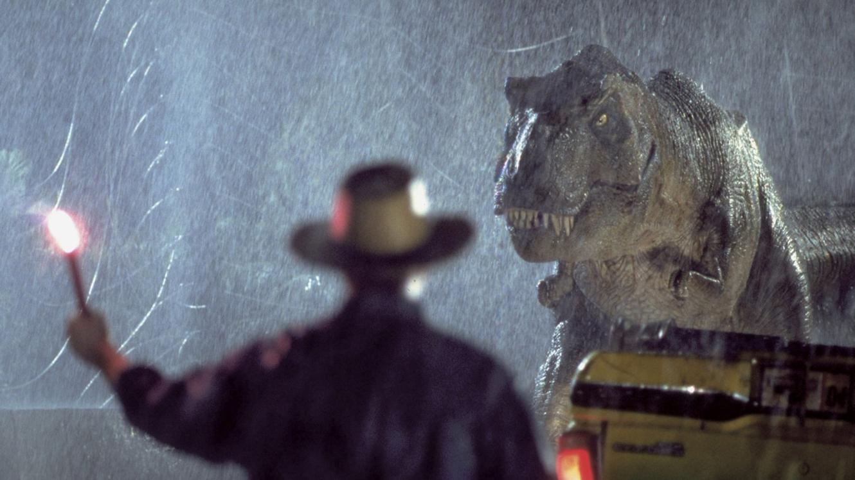 Jurassic Park 1993 T100p