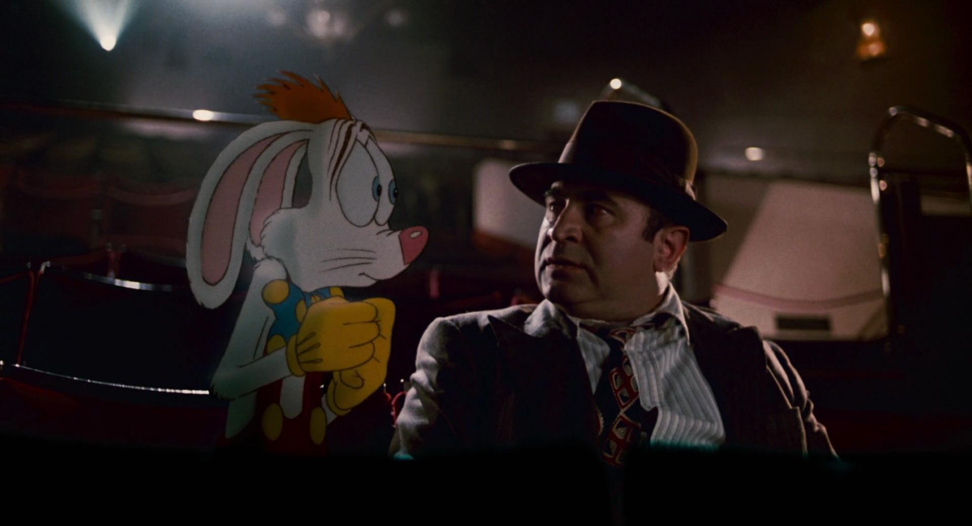 Who Framed Roger Rabbit 1988 T100p