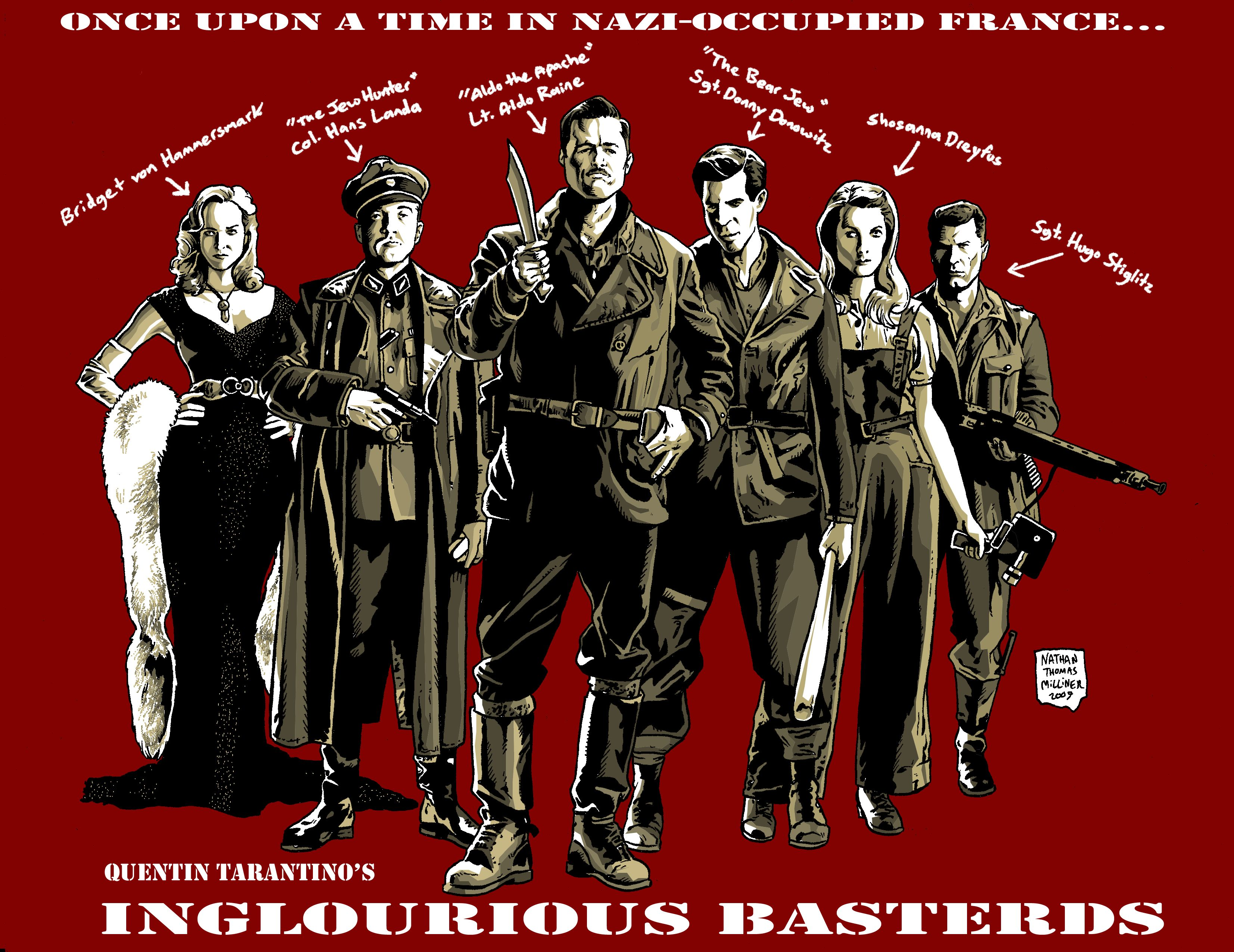 Inglourious Basterds Movie4k